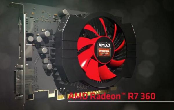 Radeon R7 360