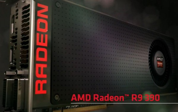 Radeon R9 390