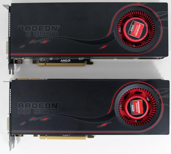 Видеокарты, AMD, Radeon, HD 6950, Radeon HD 6970, Cayman
