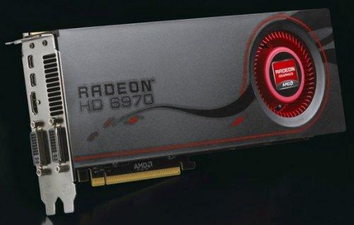 Видеокарты AMD Radeon HD 695070 1 ГБ