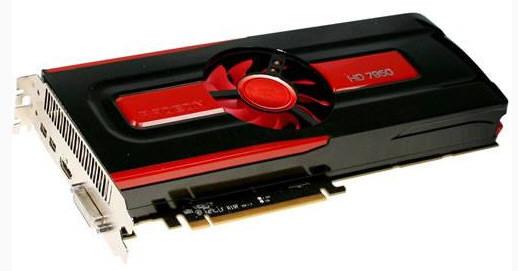 AMD Radeon HD 7890