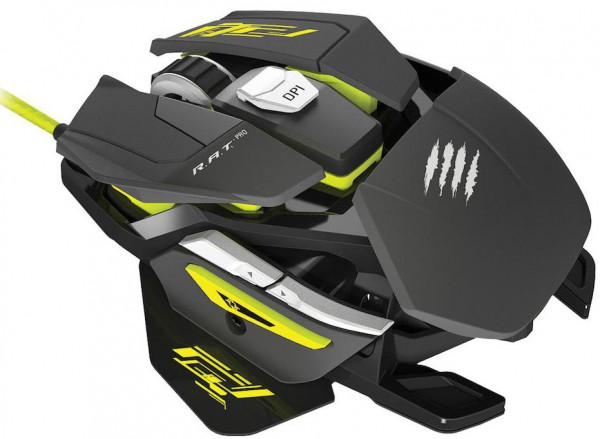 RATTM PRO S Gaming Mouse