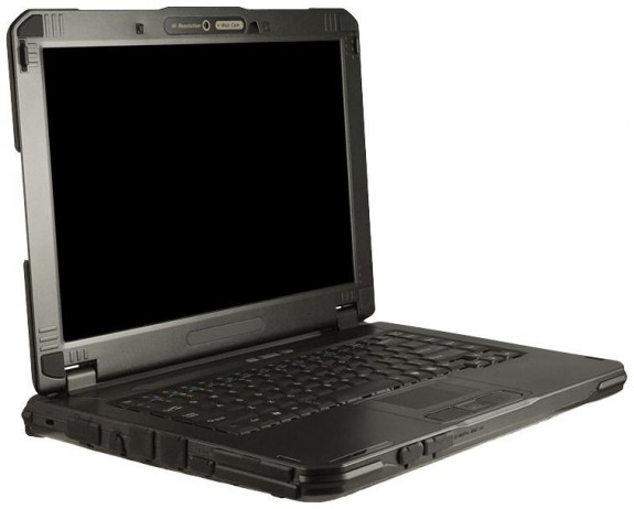 Ноутбук Rugged Notebooks Eagle