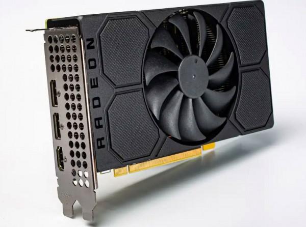 Radeon RX 5500 OEM