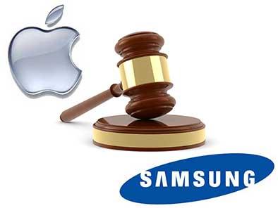 Apple и Samsung Electronics
