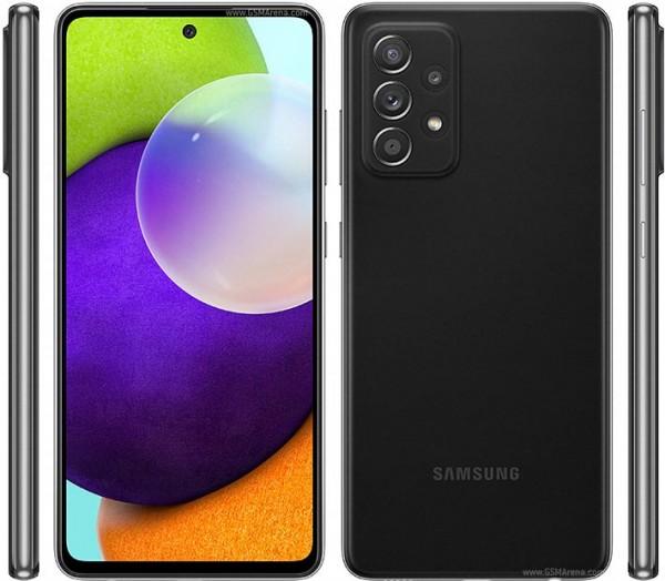 Samsung Galaxy A52 и A52 5G
