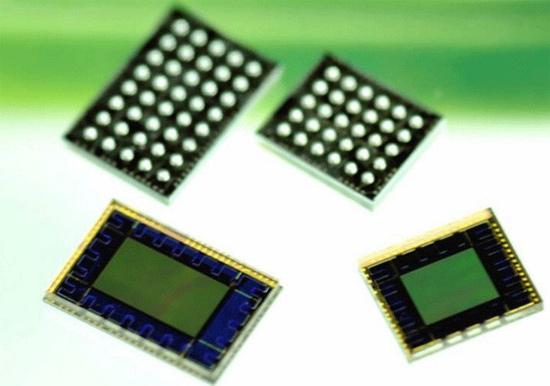 CMOS-сенсоры S5K6A1 и S5K5B3 от Samsung
