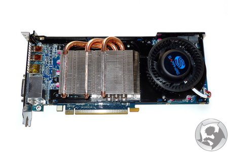 Видеокарта Sapphire Radeon HD 6850 Toxic Edition