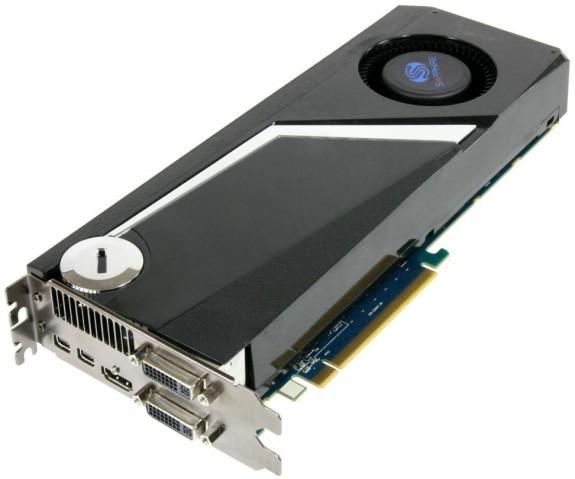 Видеокарта Sapphire Radeon HD 6970