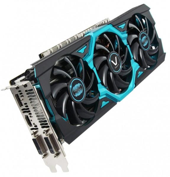 Sapphire R9 290X 8GB Vapor-X OC