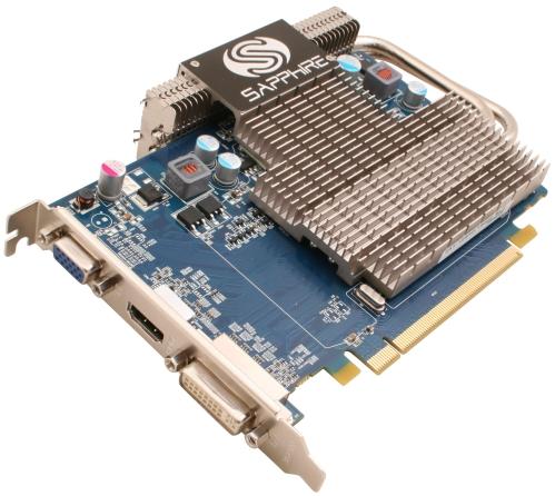 Sapphire HD 5550 Ultimate