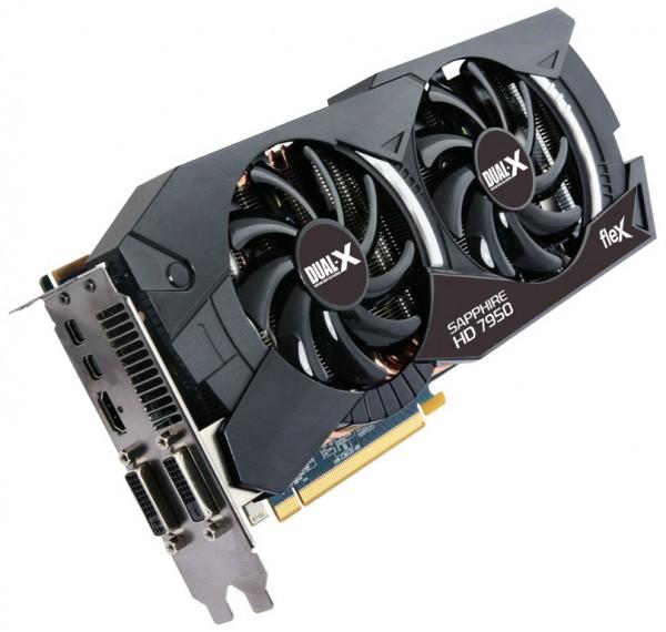 Sapphire Radeon HD 7950 FleX