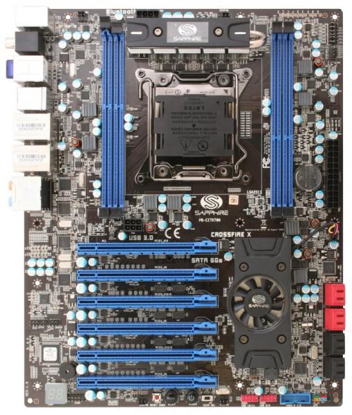 Sapphire Pure Black X79N