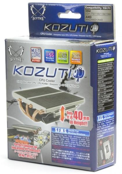 CPU-кулер Scythe Kozuti