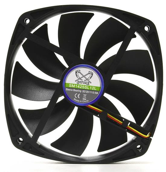 Вентилятор Scythe Slip Stream