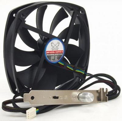 Scythe Slip Stream 140 PWM Adjustable VR