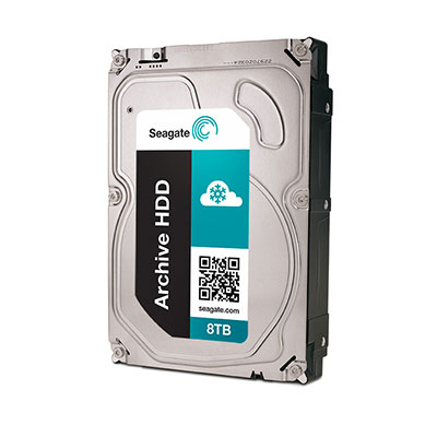 Seagate Archive HDD 8 Тбайт