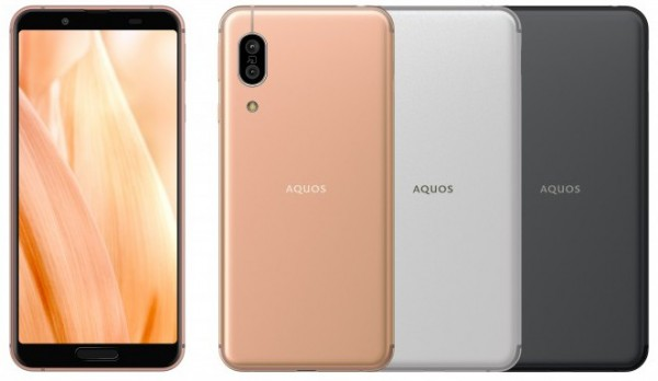 Sharp AQUOS sense3