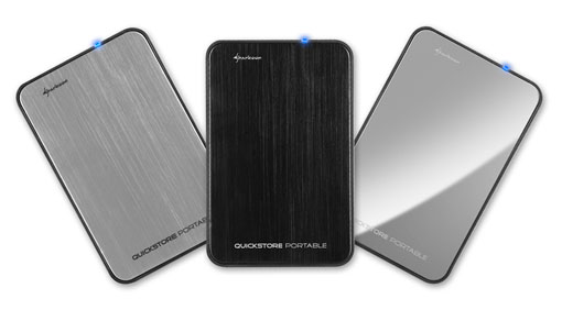 Sharkoon QuickStore USB 3.0