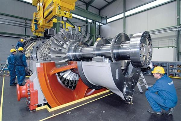 Электрогенератор Siemens