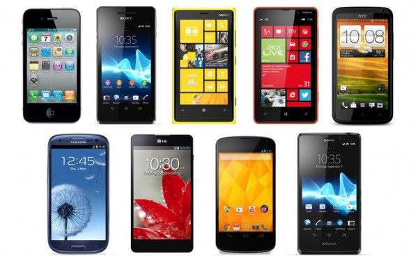 TrendForce, Samsung Electronics, Huawei, Apple, Lenovo, LG Electronics, Xiaomi