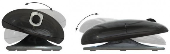 Smartfish ErgoMotion Mouse