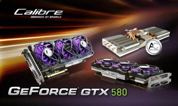 Sparkle Calibre X580
