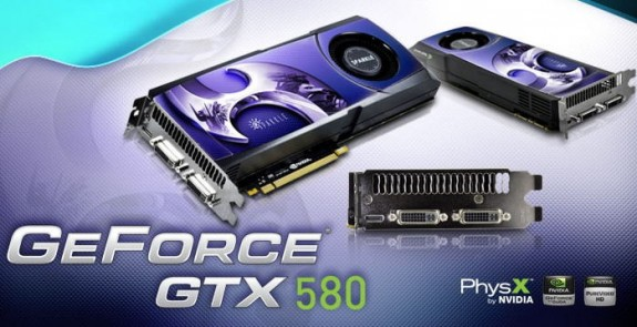 Sparkle GeForce GTX 580