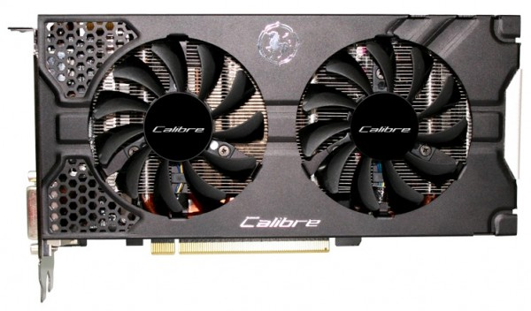 Calibre X660 Dual Fan