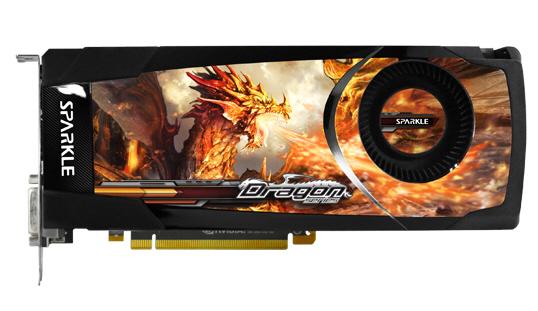 Sparkle GeForce GTX 680 Inferno