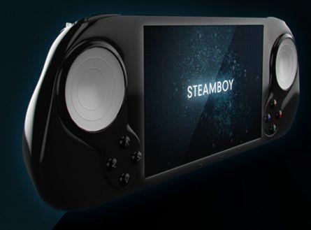 Smach Zero, Steamboy