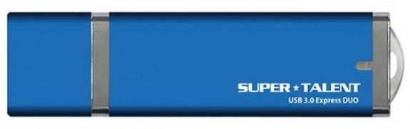 Флешка Super Talent Express Duo USB 3.0