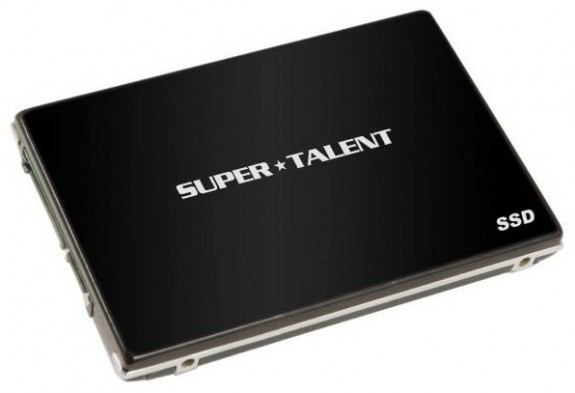Super Talent TeraDrive CT