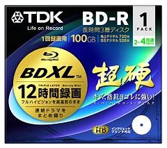 100 Гб BDXL от TDK