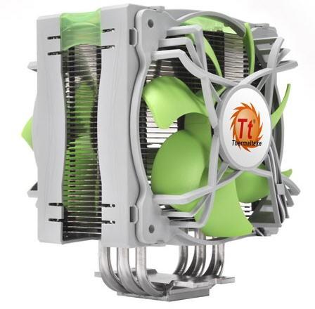 Thermaltake Jung, процессорный кулер