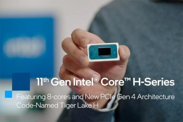 Intel Core i7-11800H, Tiger Lake-H