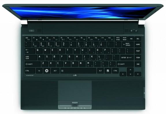 Ноутбук Toshiba Portégé R700-S1332W