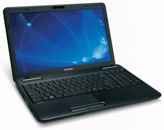 Ноутбук Toshiba Satellite C655D