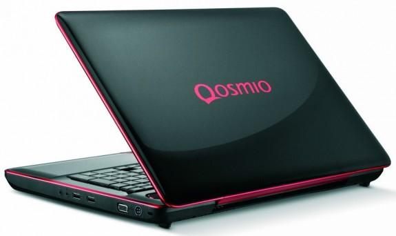 Ноутбук Toshiba Qosmio X500