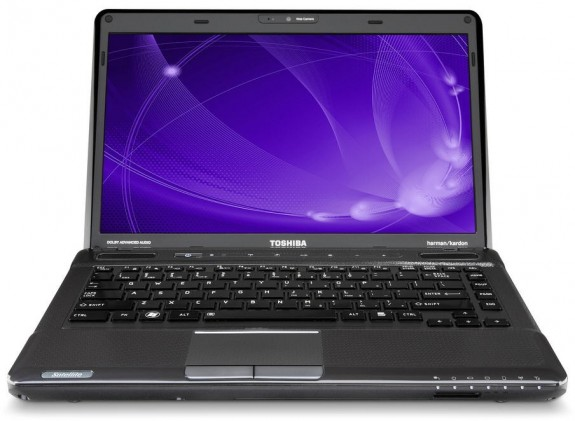 Ноутбук Toshiba Satellite M645