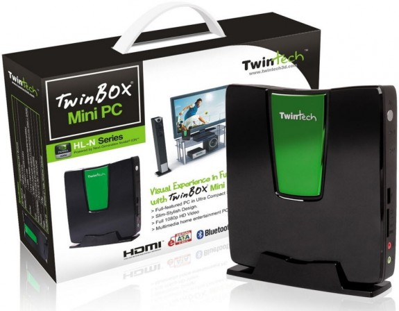 Неттоп Twintech TwinBox HL-N