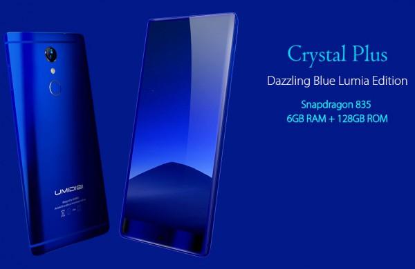 Umidigi Crystal