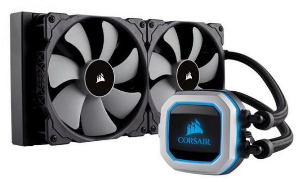 Corsair H115i Pro и H150i Pro