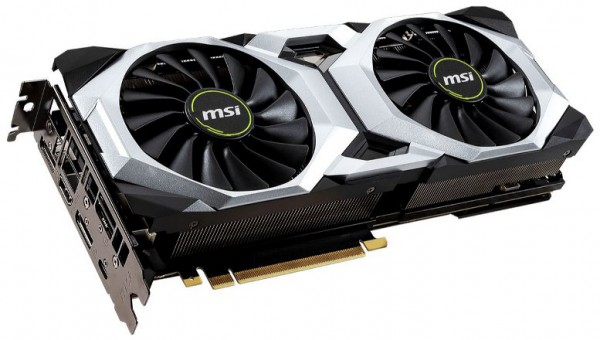 MSI GeForce RTX 2080 Ventus 8G