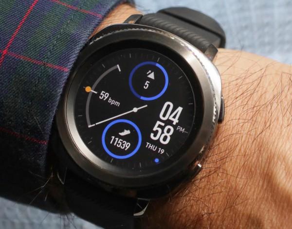 Gear Sport, Gear S3, Samsung Galaxy, One UI