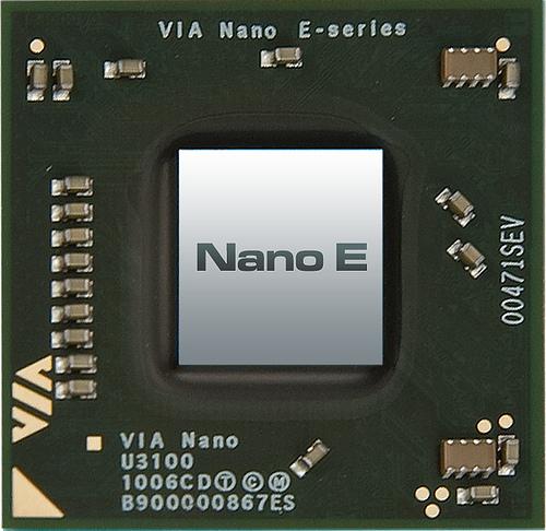 Процессор VIA Nano E