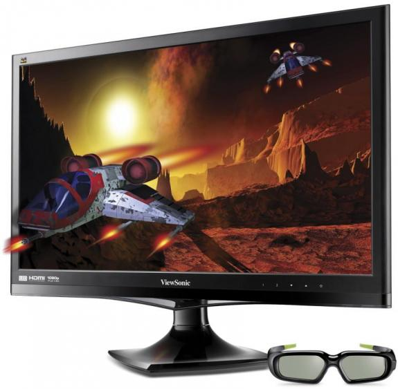 ViewSonic V3D245wm-LED