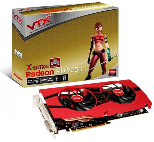VTX3D HD7950 X Edition