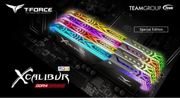 Team Group, T-Force Xcalibur DDR4