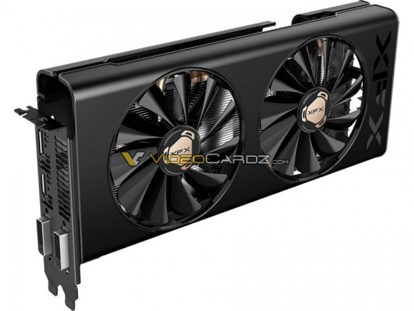 XFX Radeon RX 5500 THICC II